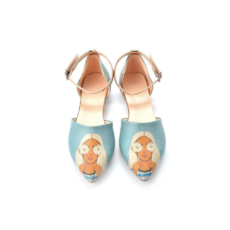 Ballerinas Shoes YSB105 (2272959463520)
