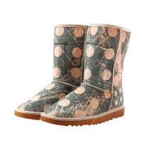 Dots Long Boots MD002 (506268909600)