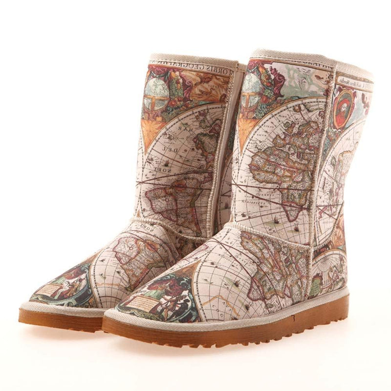 Maps Long Boots MD010 (506269171744)