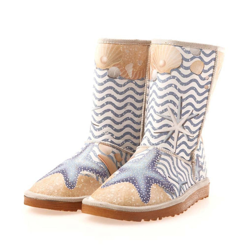 Beach Long Boots MD012 (506269237280)