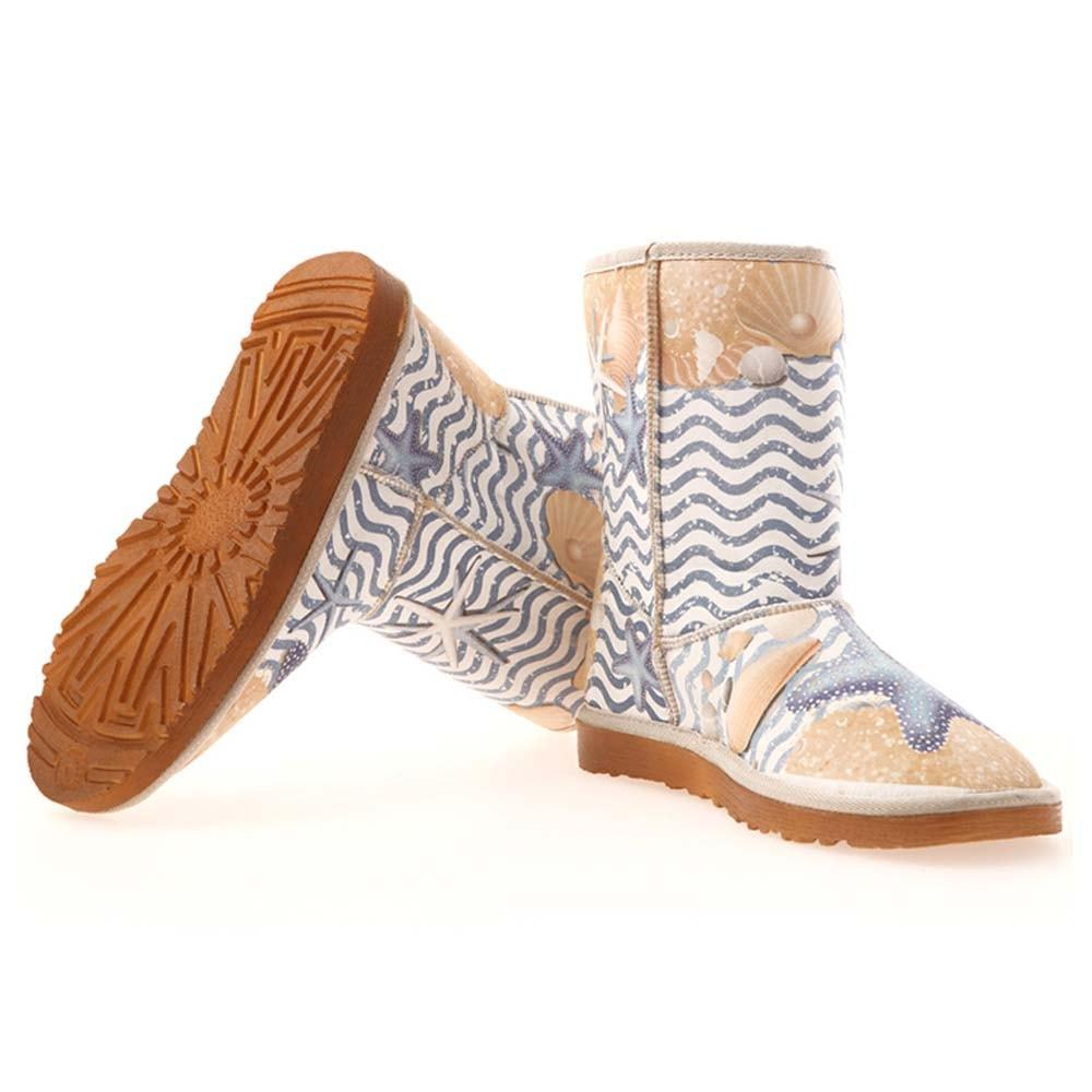 GOBY Beach Long Boots MD012
