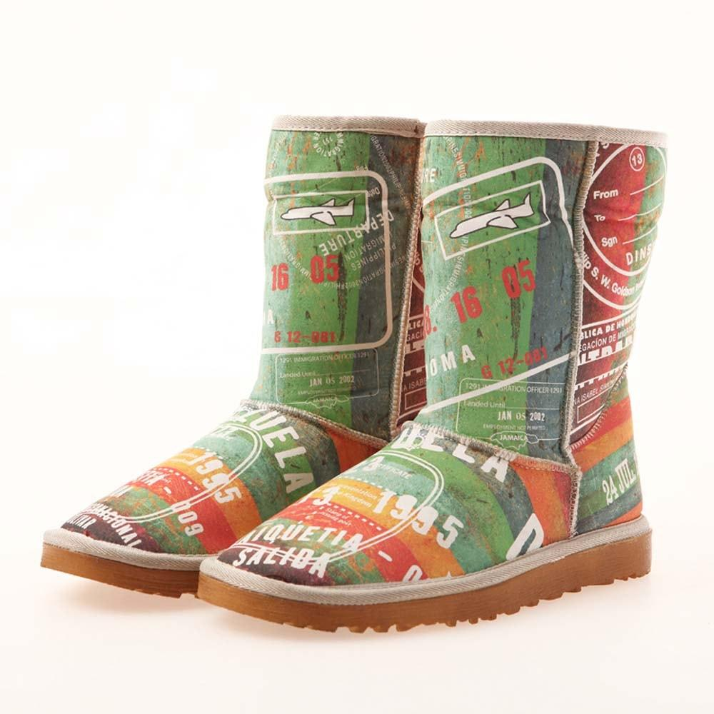 GOBY Route Venezuela Long Boots MD014