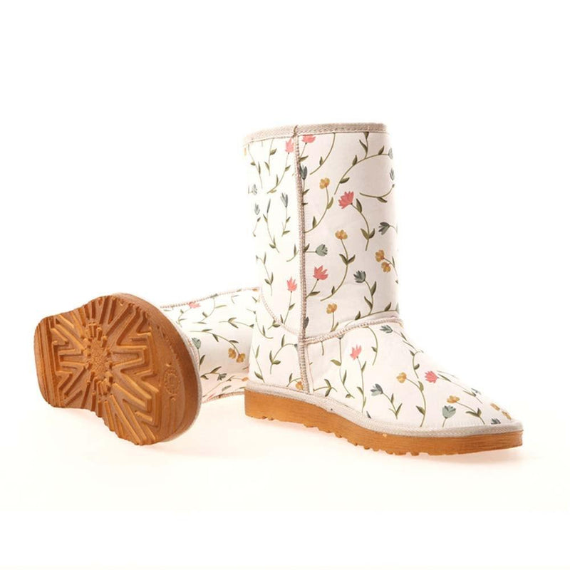 Roses Long Boots MD020 (506269499424)