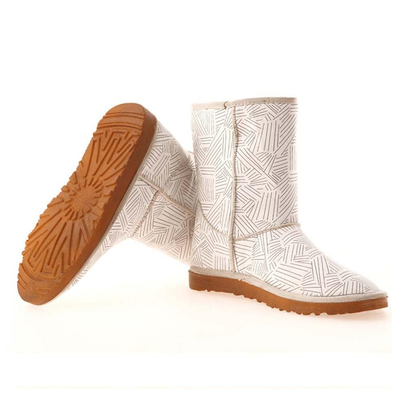 Pattern Long Boots MD023 (506269597728)