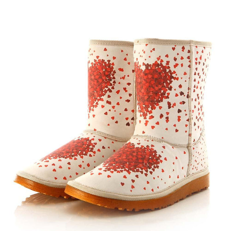 Hearts Long Boots MD026 (506269696032)