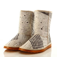 Pattern Long Boots MD027 (506269761568)