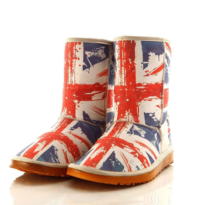 Flag Long Boots MD030