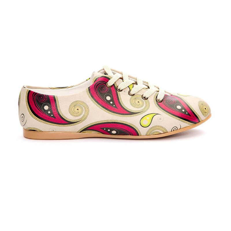 Paisley Ballerinas Shoes SLV026 (506274086944)
