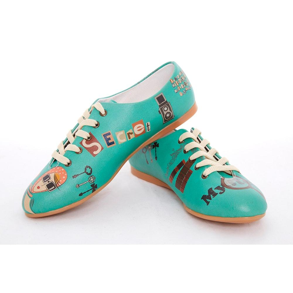 GOBY Secret Ballerinas Shoes SLV055