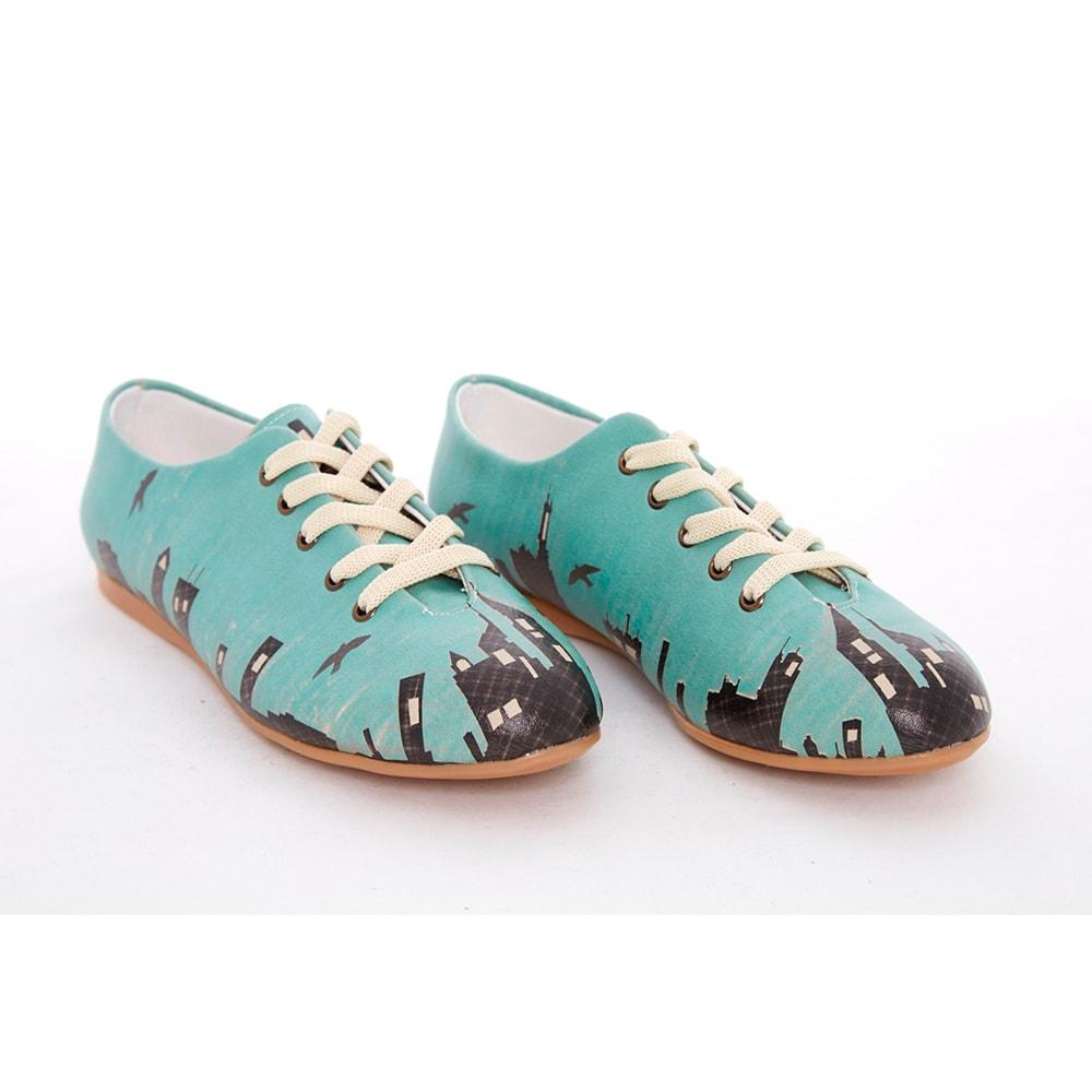 City Ballerinas Shoes SLV065, Goby, GOBY Ballerinas Shoes