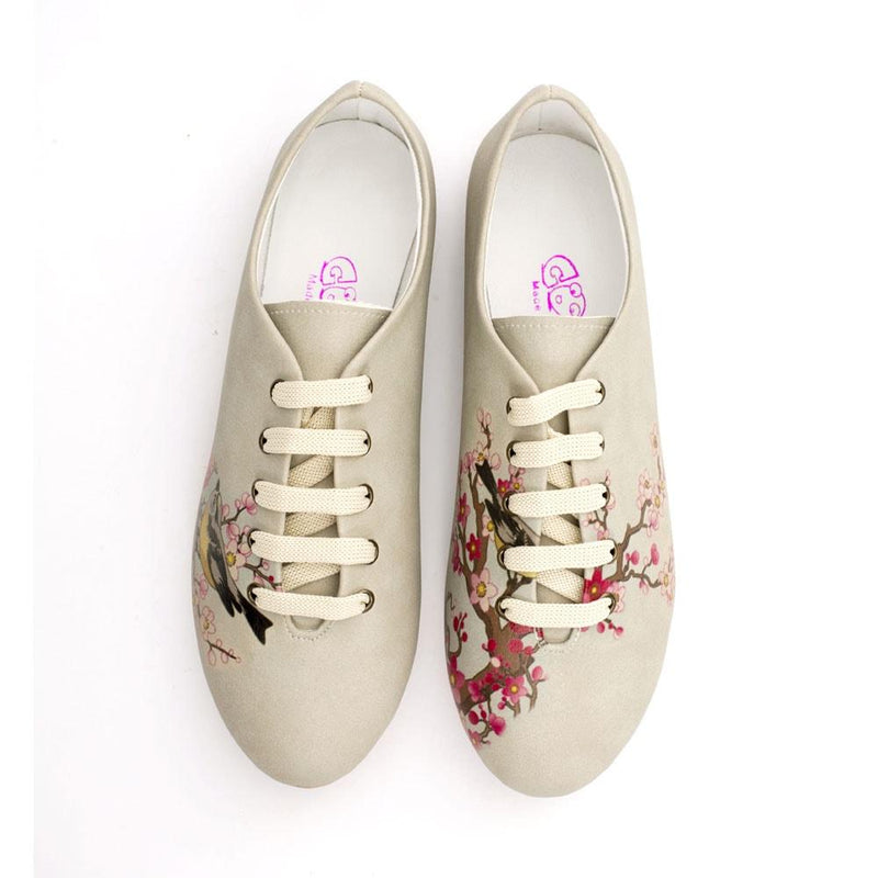 Flowers Ballerinas Shoes SLV079 (506275364896)