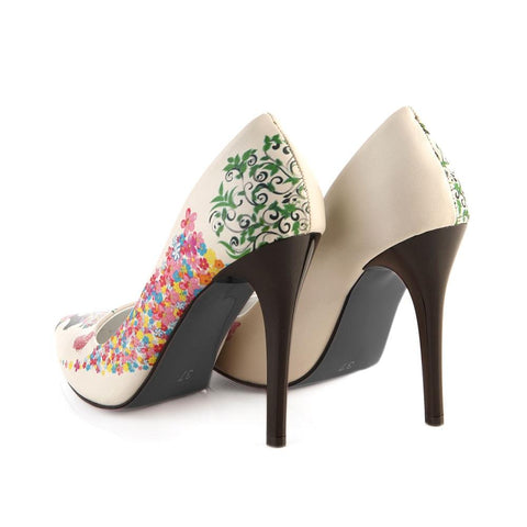 Beatiful Woman Heel Shoes STL4003, Goby, GOBY Heel Shoes