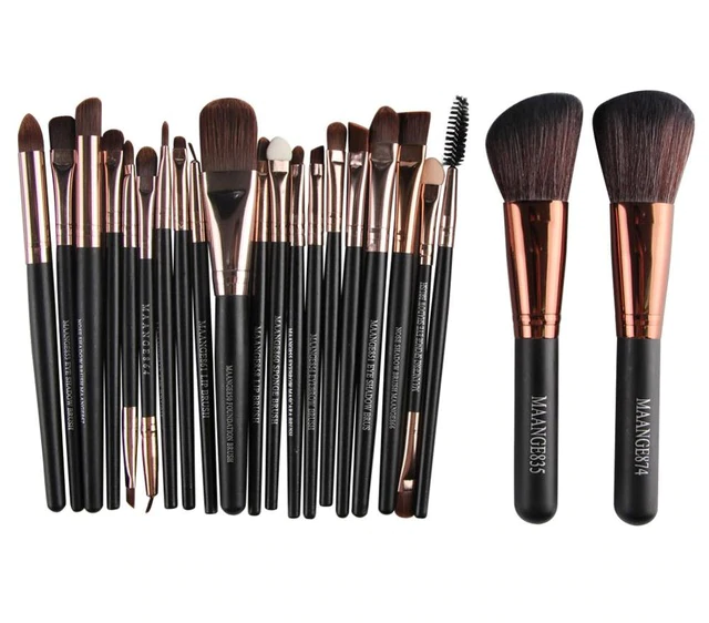 Beauty Makeup Brushes (20-22 pcs)
