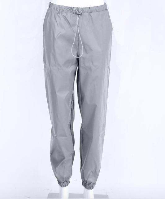 See Me Now - Reflective Tracksuit Pants