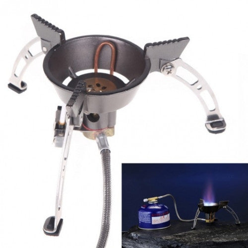 Portable Split Gas Stove