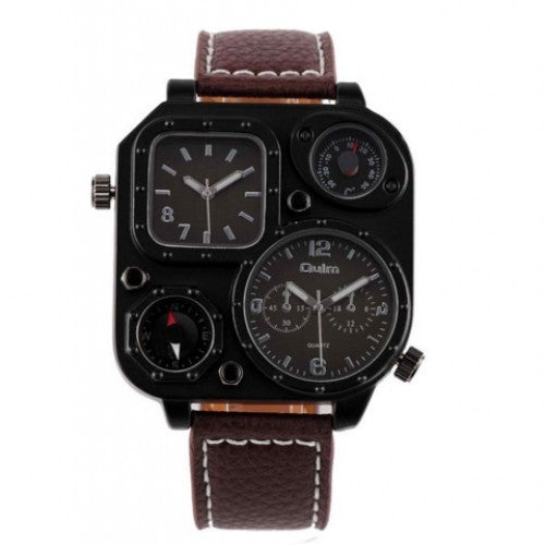 Military Vintage Square Watch