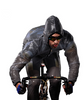 Multifunction Cycling Raincoat Set