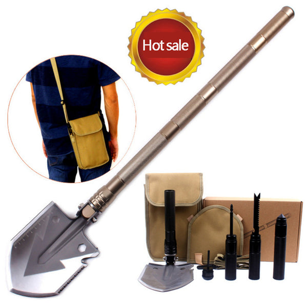 Military Tactical Multifunction Shovel