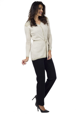 Cardigan model 65728 Quiosque