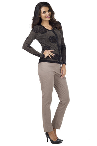 Cardigan model 65733 Quiosque