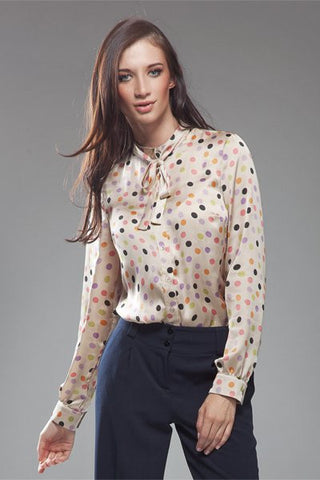 Blouse model 10543 Nife