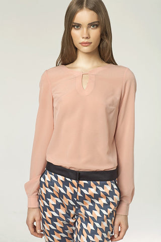 Blouse model 27107 Nife