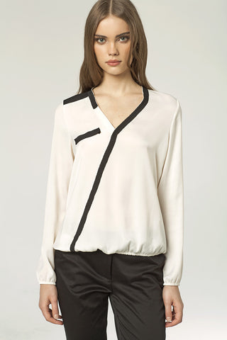 Blouse model 27830 Nife
