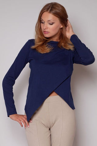 Blouse model 28055 Figl
