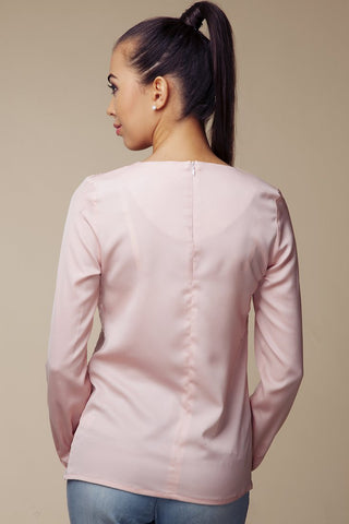 Blouse model 28517 ABG