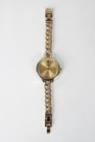Chain Band Watch