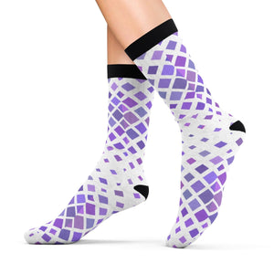 Purple Trip Socks