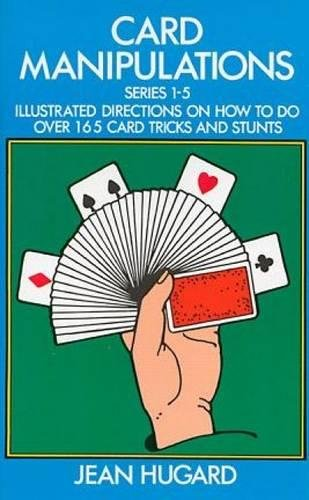 Card Manipulations (Dover Magic Books): Hugard, Jean