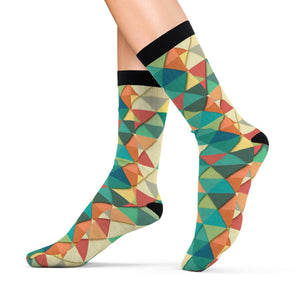 Plaidaholic Socks