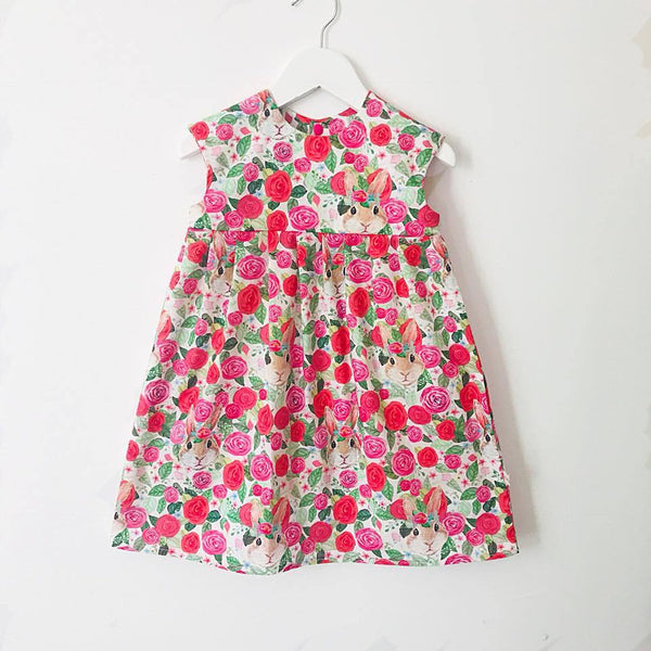 Dresses - 'Rabbit In The Roses' Dress