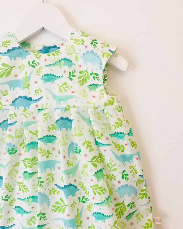Dresses - 'Sweet Dinosaur' Dress