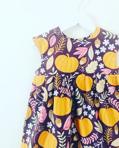 'Pumpkin' dress 🎃