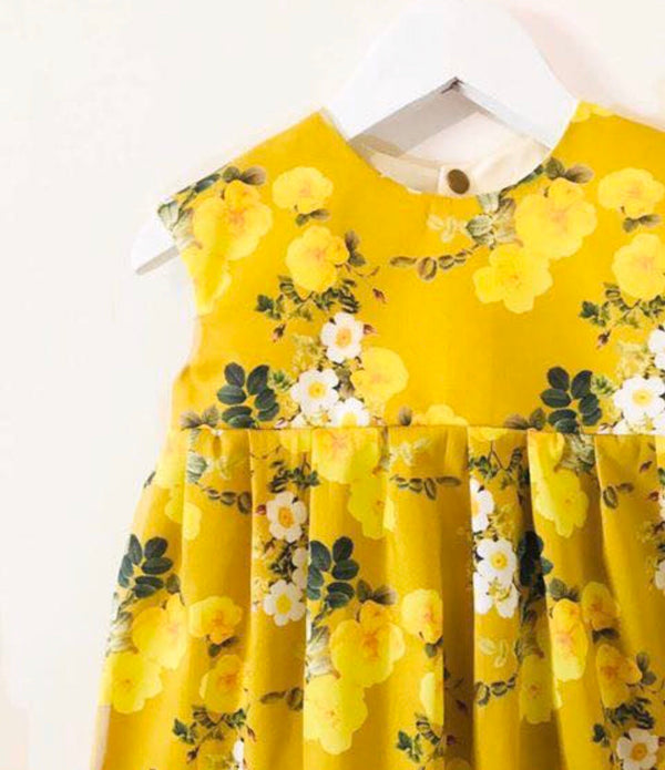 'Pocket full of Sunshine' dress 🌟 1 year