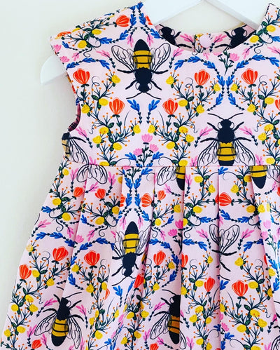 'Bee Garden' dress 🐝 - Turnaround 2/3 weeks