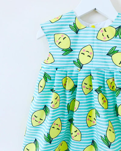 'Happy Lemons' dress