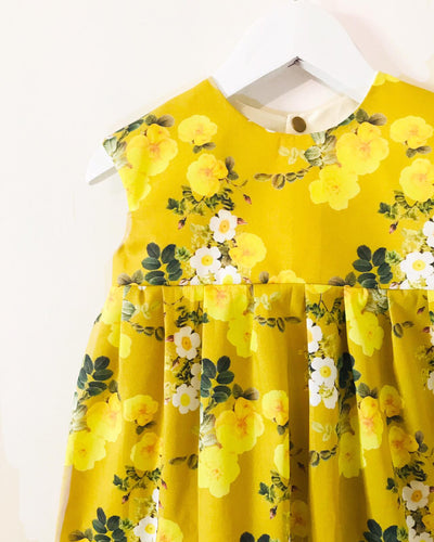 'Pocket full of sunshine' dress