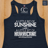 A Little Bit Of Sunshine And A Little Bit Of Hurricane