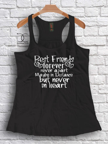 Womans Tank - Best Friends Forever
