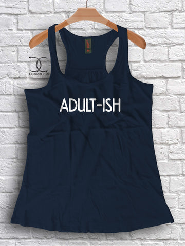 Womans Tank - Adultish