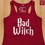 Womans Tank - Bad Witch