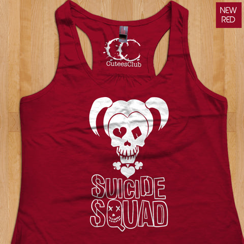 Womans Tank - Suicide Squad Harley Quinn.