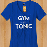 Womans Tank - Gym & Tonic