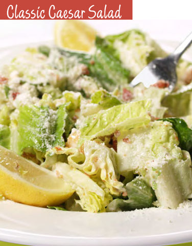 PDF - Classic Caesar Salad Recipe | Free PDF Download