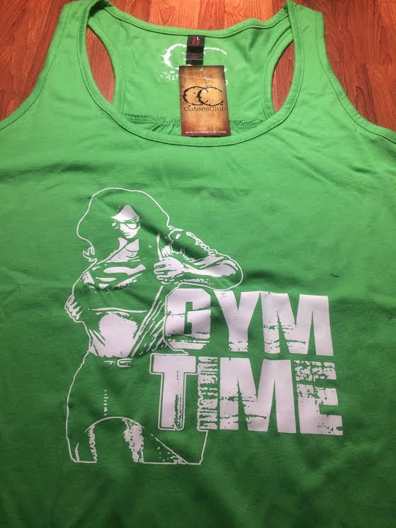 Womans Tank - Deal Of The Day | Gym Time | Ladies XL