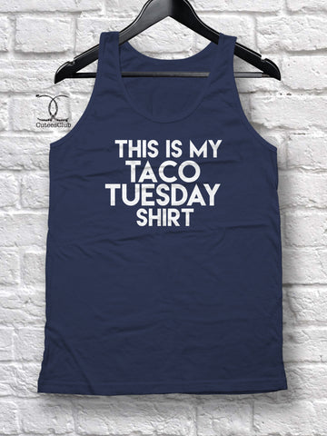 This Is My Taco Tuesday Shirt