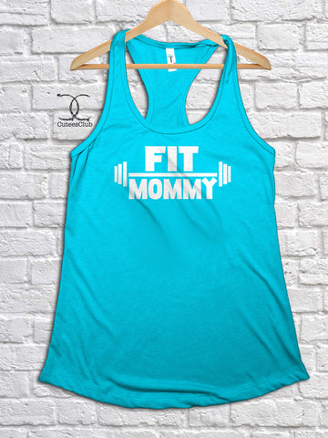 Womans Tank - Fit Mommy